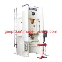 Stock 160Ton Ton H 200 Máquina para cortar la prensa de bastidor/estampado/perforado