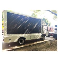 [هووو] 4*2 الصين مموّن تنزانيا [فولّ كلور] [ب6] هاتف جوّال خارجيّة [لد] شاحنة مرئيّة/[فن] يعلن عرض يتحرّك [لد] عرض