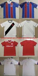 Comercio al por mayor 2021 Brasil de los hombres de la Liga de Fútbol Jersey Gimnasio ropa deportiva Camiseta ropa prendas de vestir