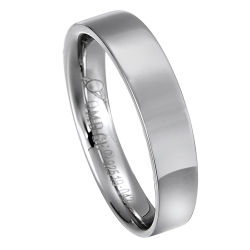 Jóias de Design da onda de jóias em aço inoxidável Diamond Anel de casamento