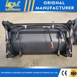 Godet 4 en 1 Multifuctional pour chargeuse à roues Sdlg/Liugong XCMG/avec le bas prix