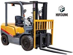 Hifoune 2ton/2.5ton/3ton/3.5ton/4ton LPG/Gasoline/Gas/Diesel/Electric Gabelstapler mit japanischem Motor