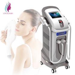 Высокое качество 5 в 1 IPL Shr Opt ND YAG лазер RF удаления волос IPL омоложения кожи уход за кожей красота Multifuctional оборудования