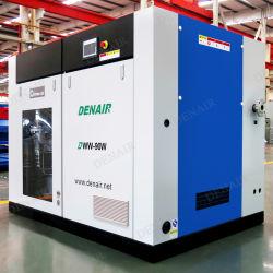 Resfriado a água livre de óleo do compressor de ar de parafuso com 400kw 380/400V 50Hz