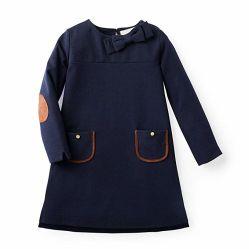 유기 면으로 하는 유아 의복 치마 아기 아이들의 의복