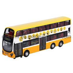 Un modèle coulé Jouet de bus