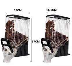 De beste Verkopende Plastic BulkAutomaat van de Korrel voor de BulkOpslag van het Graangewas
