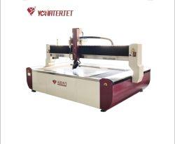 5 jet d'eau de l'axe tailleur de pierre de la machine Machine de découpe CNC