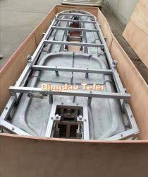 Professional Rotomoldagem do molde de alumínio fundido para o plástico do molde Roto Barco Caiaque Rotomolded Canoa