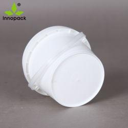 [هيغقوليتي] صنع وفقا لطلب الزّبون لون [500مل] صغيرة سكّر نبات دلو بلاستيكيّة مع مقبض وغطاء