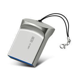 Nieuwe USB Aandrijving 128GB USB 3.0 64GB 32GB de Sterke Stok USB van de Aandrijving van de Pen van het Metaal van het Slot Pendrive Waterdichte (tf-0030)