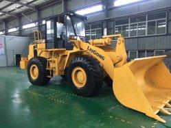 17 toneladas e o peso de carregamento 5000kg usado pagar Liugong Carregador 856 carregadora de rodas