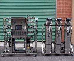 광수 처리 기계를 가진 가득 차있는 자동적인 투석 필터