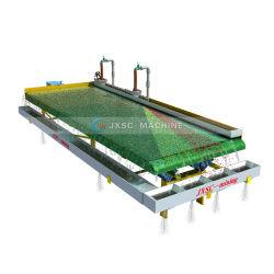 Goldförderung-Geräten-Schwerkraft-Trennung-Maschinerie 6s, die Tisch rüttelt