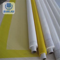 90t 230 maille polyester Tissu maille d'impression de l'écran de boulonnage