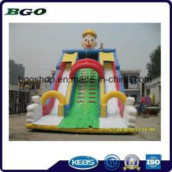 PVC遊園地のための膨脹可能な水スライド