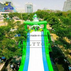 Водный Парк Cutomized Lilytoys портативный Стрит надувные города слайд