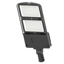 300W IP66 светодиодный индикатор на улице, с дополнительным фотоэлемент, датчик, дорожное освещение, Лампа на улице