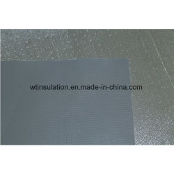 0,4Mm de borracha de silicone líquido para o revestimento de fibra de vidro com revestimento lateral