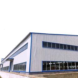 Costruzione magazzino a basso costo usato telaio metallico leggero