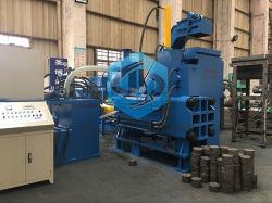 Y83W-5000 Puces d'acier en métal dur Briquette Making Machine