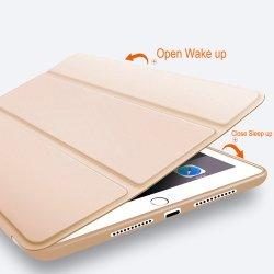 Estojo de couro Flip magnético de silicone para iPad Pro 10.5
