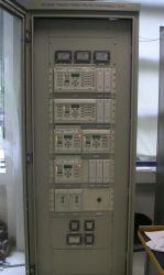 Control de la protección y medida de la subestación de 138kv incluidos de transformador de potencia -sobre la cabeza de la marca del Panel de Line-Distribution Siemens-Schneider-barbilla