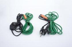 Сша штекер кабеля отопления растений 220V для выбросов парниковых газов