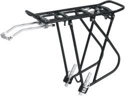 Freno V -bicicleta parte trasera del bastidor Rack Moto portaequipajes de aluminio