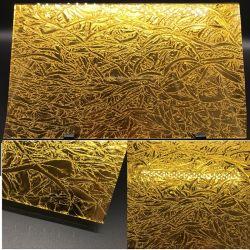 Tiñe/Arte/Impresión de la Seda/Color/diseño/cristal decorativo para la Decoración de pared