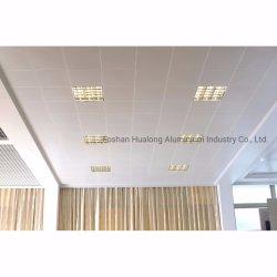 Limite máximo de metal abraçadeira de alumínio no painel do teto falso forro falso