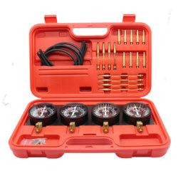 4 Jauge de carburant du véhicule vide moto/carburateur Outils de réglage de diagnostic du synchroniseur