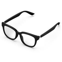 레트로 클리어 렌즈 스마트 안경 눈, 핸즈프리 통화 음악 지원 aptX TWS 기술을 재생합니다