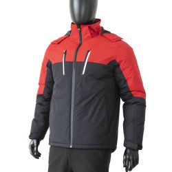 Unisex Factory Driectly Ski & Snow Jacket Winter Coat 防水 取り外し可能なフード付き屋外衣類用衣服の衣服の衣服の衣服の衣服の衣服の衣服