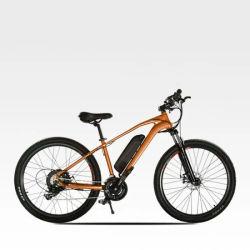 درجة عالية الأداء للكلولي من الألومنيوم مقاس 26 بوصة لكل الأراضي دراجة كهربائية الجبل مزدوجة من محور Derailleur