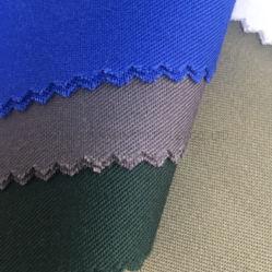 Muy suave al Tc 90% Poliéster 10% de tejido de algodón 21X21 108X58 200gramos de tejido del vestido vestido de camisa y paño de bolsillo