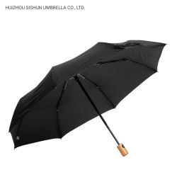 열려있는 자동적인 차 덮개 Eco 친절한 RPET 자동차 및 가까운 소형 겹 비 우산