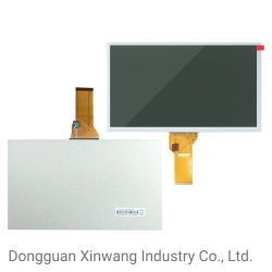 A 9 pulgadas original090TN12 V. 3 DVD portátil Car Audio y vídeo La pantalla puede estar equipado con tacto y DRIVER BOARD