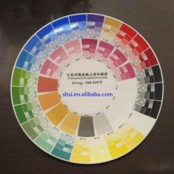 Pigment en céramique couleur Onglaze