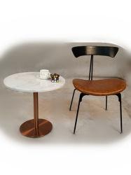 현대 작풍 금속 테이블은 커피용 탁자 주춧대 측 테이블의 기초를 둔다