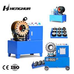 Changement rapide des ventes d'usine 6 Patant 1/81/4 le flexible hydraulique de sertissage du flexible de la machine en appuyant sur la machine pour le flexible en caoutchouc