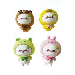 공장 맞춤 제작 카툰 동물 플라스틱 장난감 애니메이션 그림 토이