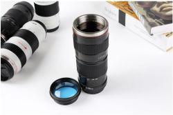 Tazze da caffè isolate con obiettivo a doppia parete per fotocamera SLR da 440 ml Tazza