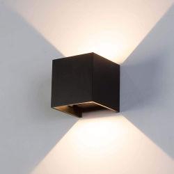 [جلو-002] يصمّم زخرفة صناعيّ [12و] [إيب65] خارجيّ [لد] [ولّ لمب] [وندلمب] فوق وإلى أسفل [ولّ لمب]