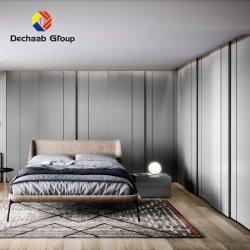Уникальный дизайн мебели с одной спальней современные сдвижной двери шкаф