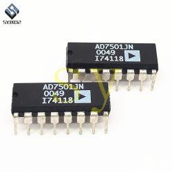 Single chip puce micro-ordinateur semi-conducteurs jnz AD7501ADI DIP16