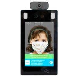 Terminal do Detector de Temperatura de reconhecimento facial