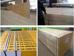 38 * 225 * 3900mm Radiata Pine with WBP 비계 Pine LVL Board