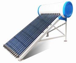 Hochtemperatur-Druck Solar Water Heater System 200L mit Wärme Rohrsaugrohr-Kollektor