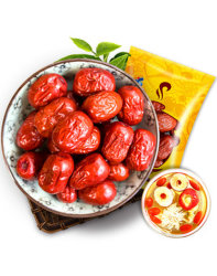 Sweet fraîches Dired chinois Big Red Dates